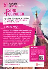 Locandina Pink October
