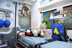 Veicolo per trasporto bimbi disabili