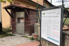Il fontanello di San Polo in Chianti torna ad erogare acqua liscia e con le bollicine