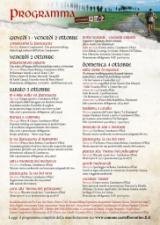 """Castelfiorentino: oltre ottanta tra attori e figuranti interpretano """"I Cavalieri erranti della Francigena"""""""