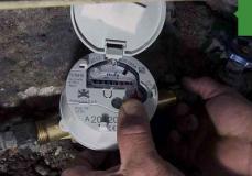 Temperature in calo: attenzione ai contatori dell'acqua