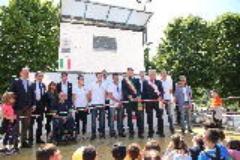 Inaugurazione VLS