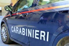 Mezzo Carabinieri